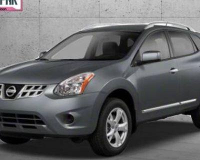 2012 Nissan Rogue S