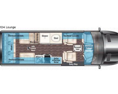 2022 Midwest Automotive Designs Passage MD4