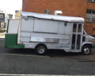 Food Truck for Sale - GMC / Step up / 1987