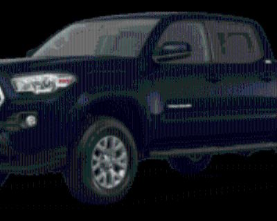 2018 Toyota Tacoma Limited Double Cab 5' Bed V6 4WD Automatic