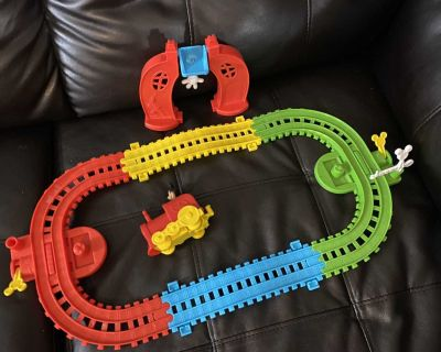 Mickey Mouse clubhouse train