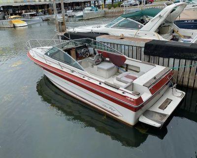 1985 Sea Ray 230 Cabin Cruiser
