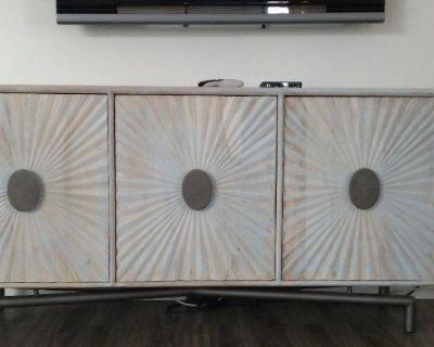 Hutch or TV cabinet