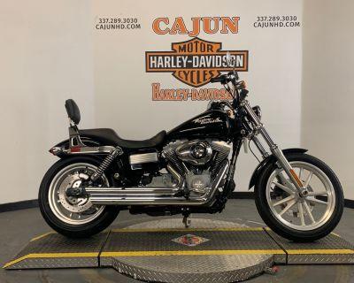 2008 Harley-Davidson Dyna Super Glide Cruiser Scott, LA