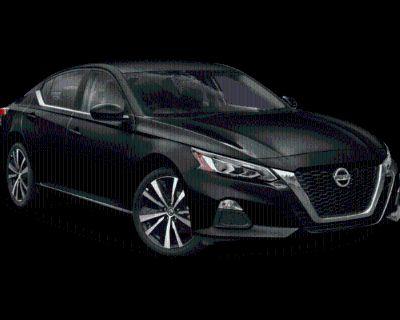 New 2021 Nissan Altima SR FWD CARS
