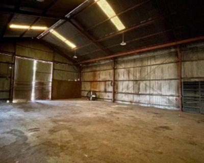 Rusted Metal Warehouse Studio, Compton, CA