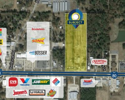 15+/- Acres of Land for Sale on Hwy 80