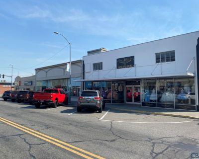 Downtown Pasco Corner Retail Building