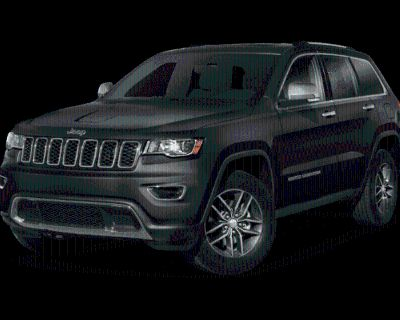 New 2021 Jeep Grand Cherokee Limited X with Navigation & 4WD