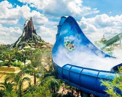 Theme Park Adventure! Spacious 1BR, Sofa Bed, Pools, Shuttle Service, Kitchen - Florida Center