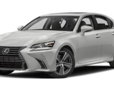 2017 Lexus GS GS 350