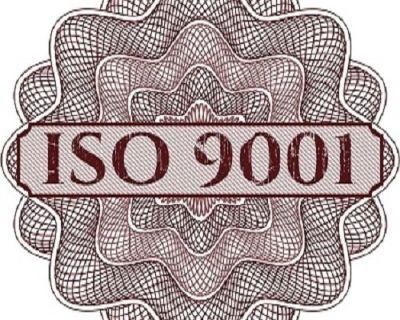 ISO 9001 Certification Program