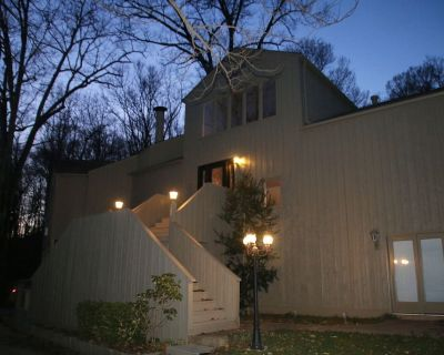 Solitude? Lovely home, creekside, in the woods but minutes from downtown! - Louisville