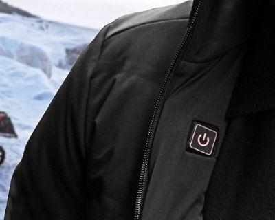 Heated Gear from Best Brands for Riding in Comfort in Winter without Cab Enclosure
