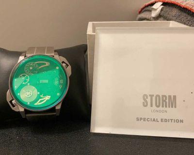 Storm London Watch