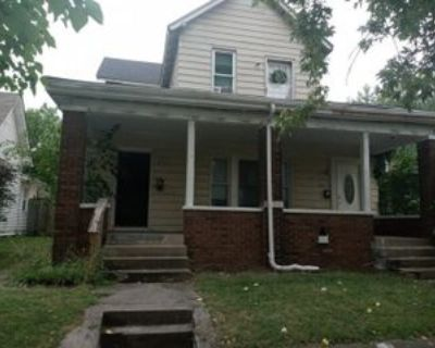 1134 Blaine Ave, Indianapolis, IN 46221 3 Bedroom Apartment