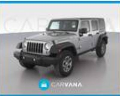 2014 Jeep Wrangler Silver, 91K miles