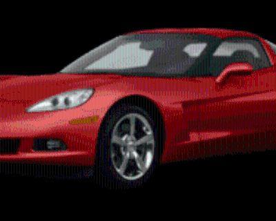 2010 Chevrolet Corvette Grand Sport 1LT