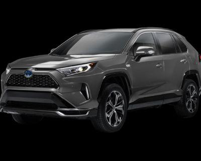 New 2021 TOYOTA RAV4 Prime SE 4 door All Wheel Drive