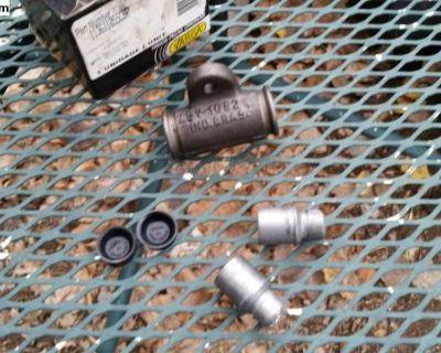 New wheel cylinder pieces