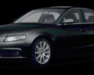 2011 Audi A4 Premium