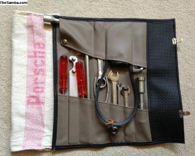 911 Early model tool kit, thru '73.5 tribute