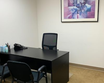 Private Office for 2 at (TEM) Temecula