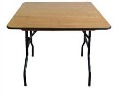 Larry Hoffman Chair - Bamboo Wood Folding Chair