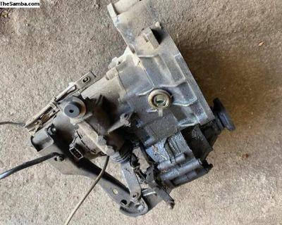 Mk2 Volkswagen Vw 020 5 speed ACH Turbo Diesel
