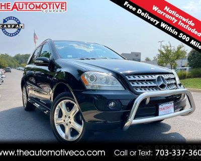 Used 2006 Mercedes-Benz M-Class ML 350