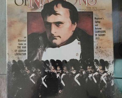 The Struggle of Nations. Avalon Hill.
