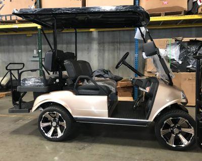 2021 Evolution EV Classic 4 AC Electric Vehicles Rogers, MN
