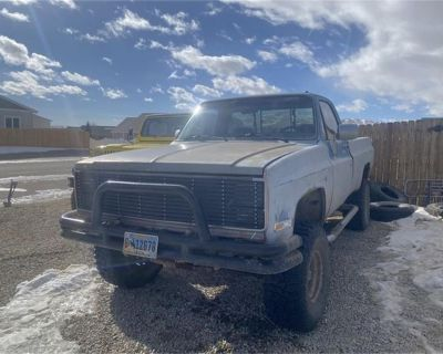 1986 Chevrolet C/K 2500