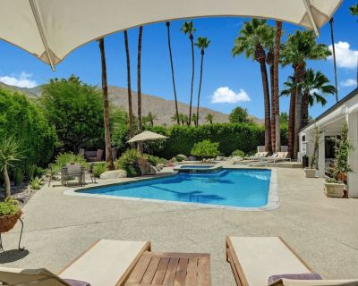 4 bed, 4 bath Lush Estate in South Palm Springs - Deepwell Estates