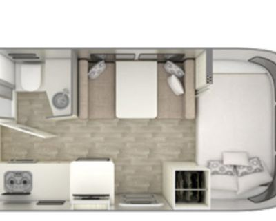 2022 Airstream Rv Bambi 20FB