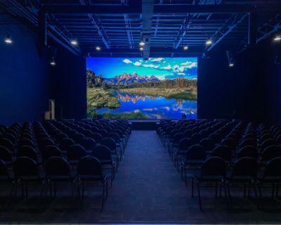 Auditorium with 50 Foot LCD Screen, Tempe, AZ