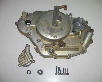 1992 Honda Trx250x Clutch Cover 11330-hc0-000