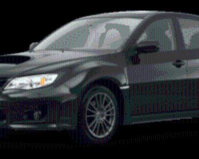 2014 Subaru Impreza WRX Base