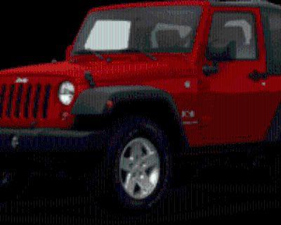 2009 Jeep Wrangler Sahara