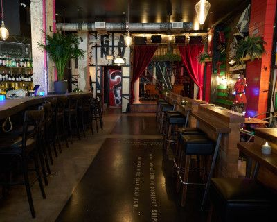 Downtown Wine, Full Bar Lounge with great Terrace, San Francisco, CA