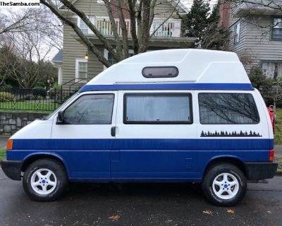 1993 VW Westfalia Syncro TDI Camper