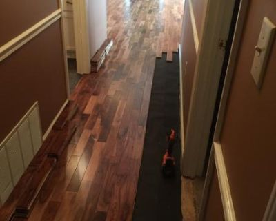 Tile,Hardwood,Laminate and Vinyl Flooring Installation