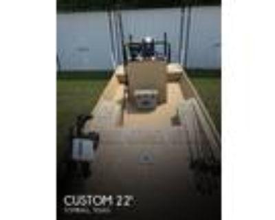 22 foot Custom Custom Aluminum Flats Boat