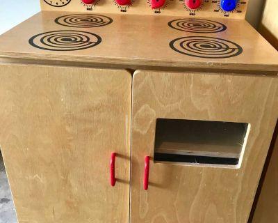 Wooden 3 Piece Kitchen Set