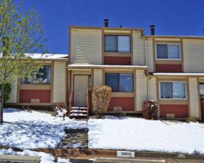 2019 Erin Loop #1, Colorado Springs, CO 80918 2 Bedroom House