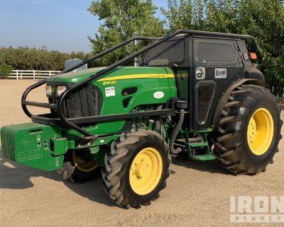 2012 John Deere 5101EN 4WD Tractor