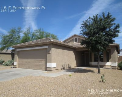 Lovely 3 Bed 2 Bath Remodel in Gated Stonegate at Johnson Ranch!