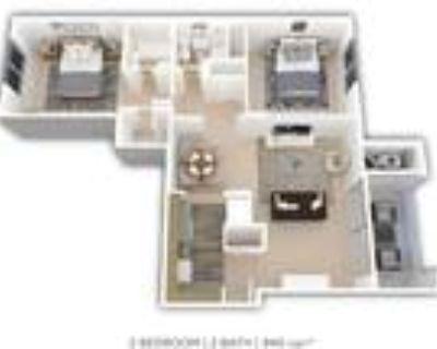 Strafford Station Apartment Homes - 2 Bedroom 2 Bath