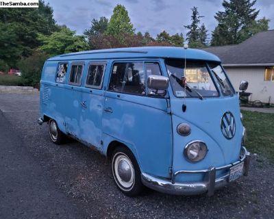 1966 Camper Bus all original