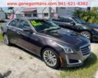 Used 2015 CADILLAC CTS For Sale